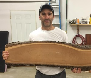 Poirier raw slab